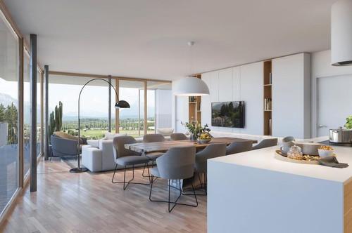 Panorama-Terrassen-Wohnung - HIGH LEVEL 5061