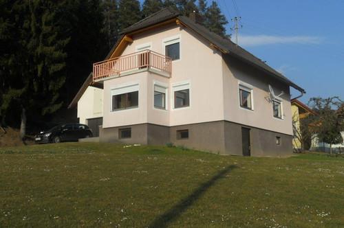 Einfamilienhaus mit 3000 m² Grundstück in sonniger Lage