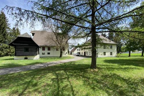 MIETE, Bauernhaus mit 6000 m² Grund in ruhiger Stadtrandlage