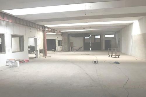 Klagenfurt- Betriebsgebäude-Halle-Lager  + Wohnhaus mit 4 Wohnungen