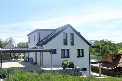 Riederhof-Mantscha - einziehen und wohlfühlen - wunderschönes qualitativ hochwertiges Haus - 4 Zimmer mit traumhaft schöner Aussicht!