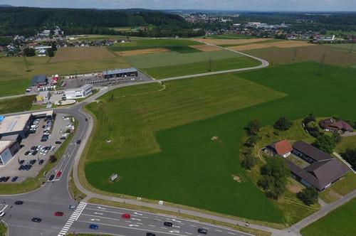 Betriebsbaugrundstück in BESTLAGE von Regau