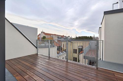 Immobilienprojekt in TOP-Lage: schöne Terrassen- und Altbauwohnungen mit Freiflächen!