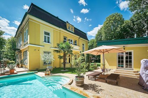 RARITÄT! Exklusive Stilvilla in Dornbach