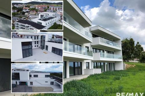 Erstbezug - Gartenwohnung - Wohnen im Zentrum (Top 9)