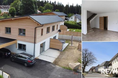 Ihr neues Eigenheim: MODERN WOHNEN - NATUR GENIESSEN