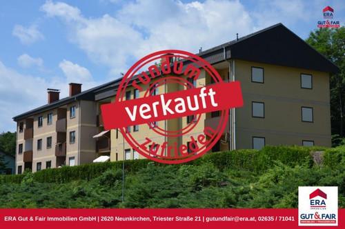 VERKAUFT! Komplett sanierte Eigentumswohnung in Grünbach