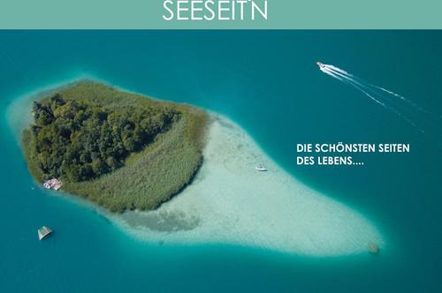 SEESEIT'N - Exklusive Eigentumswohnung in Pörtschach am Wörther See mit privatem Seezugang