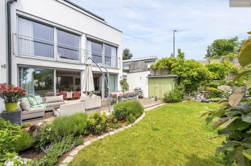 Modernes Einfamilienhaus in Pötzleinsdorfer Aussichtslage