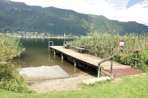 Chalet mit Seezugang am Ossiacher See