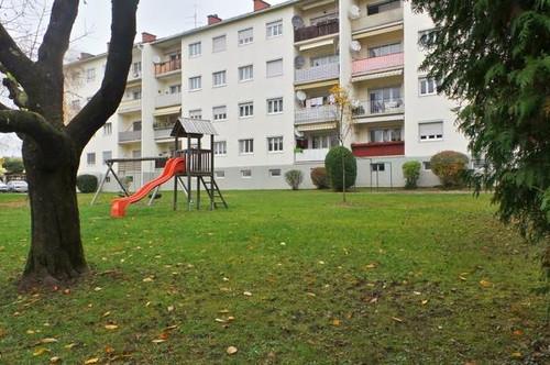 Nahe Zentrum ruhige 4ZI mit Balkon Gemüsegarten, Allg.Garten Parkplatz