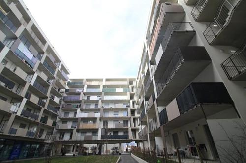 BrauQuartier Puntigam - 2 Zimmer mit 13m² Balkon - geniale Aufteilung!