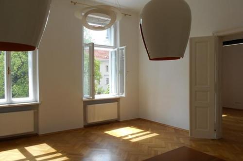 Kanzlei/Büro/Praxis klassischer Altbau saniert sonnige 3ZI mit Loggia Bestlage nahe Hauptplatz