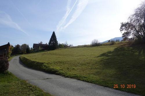 Sonnige Grundstücke Nähe Presseggersee, St.Stefan