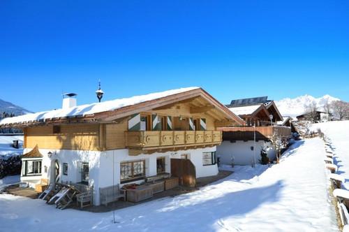 Chaletanteil in begehrter Lage von Kitzbühel