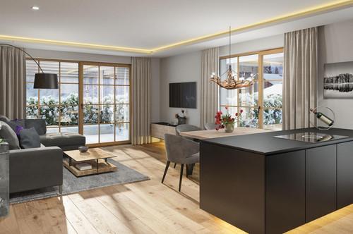 Neubau - Stylische Apartments in Kirchberg