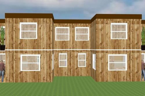 Gemeinsam bauen? Doppelhaushälfte ohne Grundstück