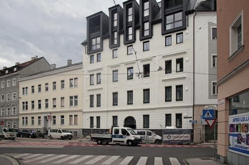 Für Wohngeniesser: Dachgeschoss-Maisonette mit Terrasse+ Balkon: siehe 360 Grad Rundgang