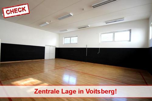 Top Lage! Turnhalle in zentraler Lage Voitsberg-Stadt!