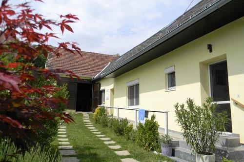 Wohnhaus mit Scheune - bezugsbereit - Landleben und Badesee