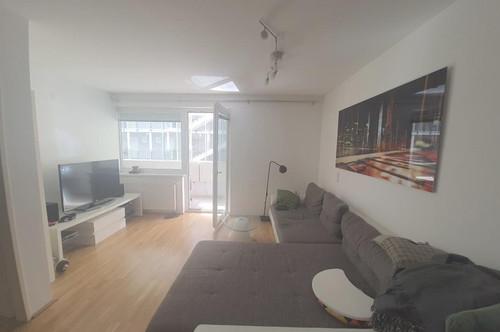 Innenhof - Schöne 3 Zimmer Wohnung mit Balkon