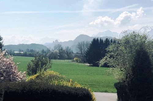 Stimmungsvolle, elegante Landhausvilla mit Indoorpool im Süden von Salzburg