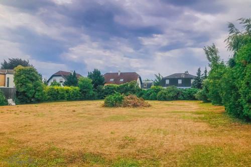 unbebaute Baugrundstücke in Laxenburg