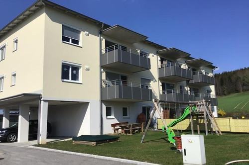 Gefördertes 8 Familien Wohnhaus