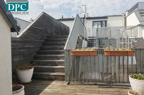 DPC | Dachgeschoß-Maisonette mit Terrasse