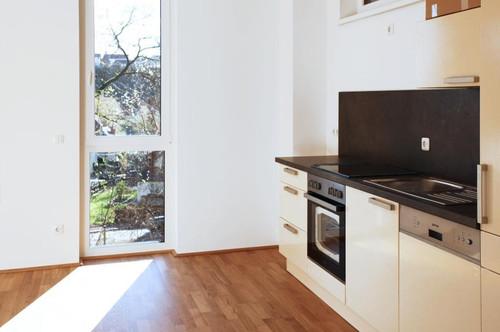 Helle Gartenwohnung inkl. Einbauküche - 37 m² - Linz/Urfahr - Top 03