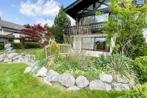 Haus am wunderschönen Traunsee zu vermieten – Wohnen wo andere Urlaub machen