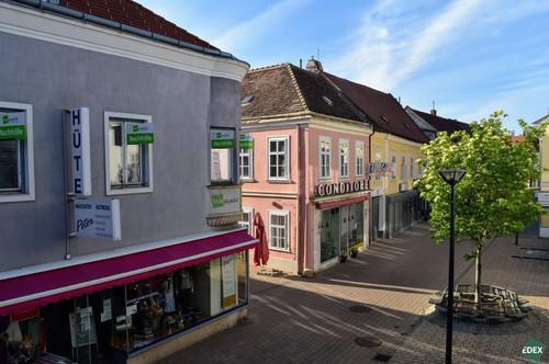 Mitten in Bruck: 3-Zimmer Wohnung mit Balkon