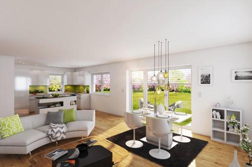 Einfamilienhaus - Garten - TG - ruhige südliche Stadtlage