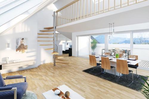 ANLAGE? Luxus-Dachterrassenwohnung mit viel Platz für alle Ansprüche !!