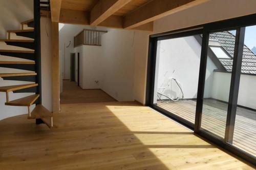 ANLAGE / EIGENNUTZUNG - Außergewöhnliche Architektur bietet extravagantes Wohnerlebnis mit Dachterrasse