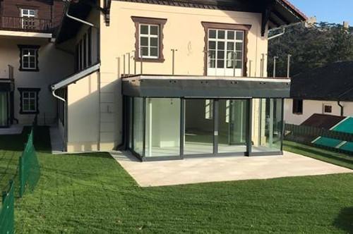 <b>SIE bezahlen keine Käuferprovision! - ERSTBEZUG: Eigentumswohnung Top 3 mit Garten, Terrasse und Wintergarten  BARRIEREFREI!</b>
