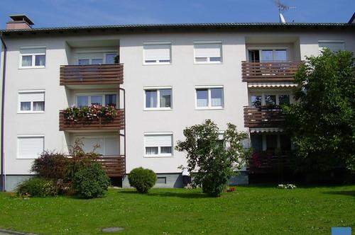 Objekt 292: 1-Zimmerwohnung in Altheim, Hütterweg 4, Top 11