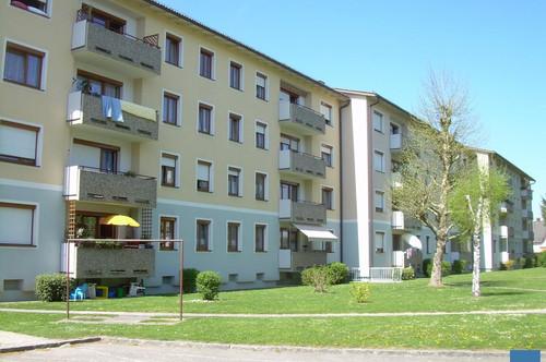 Objekt 512: 1-Zimmerwohnung in Schärding am Inn, Hirschenauerstraße 49, Top 9