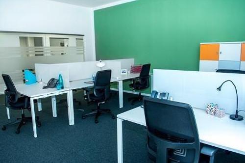Coworking-Bereiche verfügbar