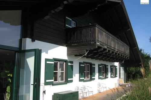 Landhaus mit moderner Ausstattung in herrlicher Ruhelage mit Grünblick zu vermieten