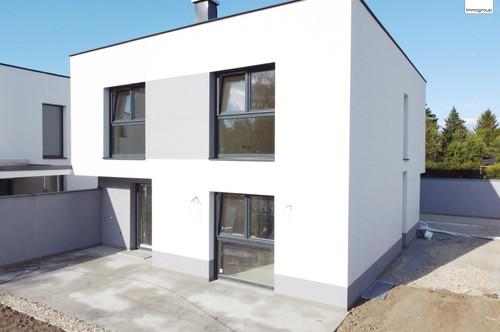 Einfamilienhaus mit Keller - 4 Zimmer - nur 11km bis Wien - Höchste Qualität Baumeisterhaus