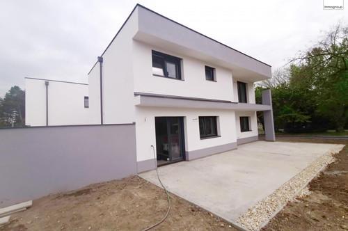 Einfamilienhaus - 640 m² Garten - 6 Zimmer - 213 m² WohnNutzfläche - Höchste Qualität Baumeisterhaus