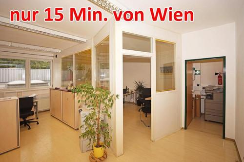 modernes Doppel-Büro - wiennahe