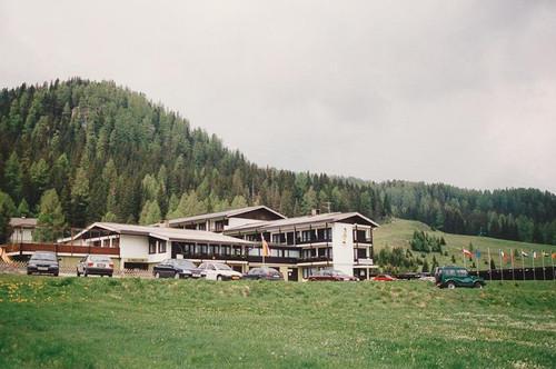 Hotel im Ski und Wandergebiet zu