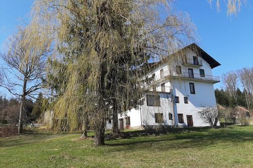Hotel/Pensionsgebäude in traumhafter Lage nähe Wien