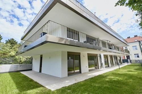"""""""das JOSEF"""" nahe Stadtplatz! Helle 4-Zimmer-Garten-Wohnung mit Terrasse in absoluter Grünruhelage"""