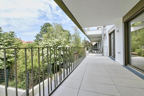 """""""das JOSEF"""" nahe Stadtplatz! Helle 2-Zimmer-Wohnung mit Balkon in absoluter Grünruhelage"""