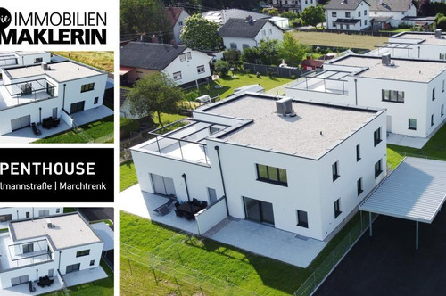 Dachgeschosswohnung | Kalmanstraße | Marchtrenk | Neubauprojekt