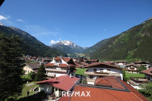 Nobles Wohnen in begehrter Lage in Mayrhofen