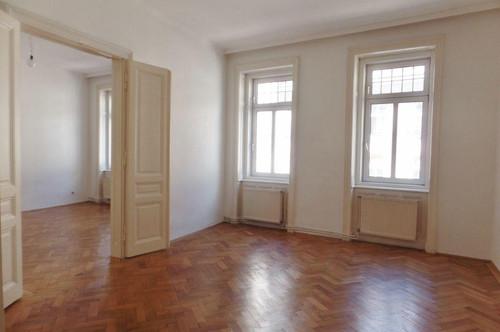 Elegante 5 Zimmer Altbauwohnung - alle Zimmer zentral begehbar - Neustiftgasse - 1070 Wien